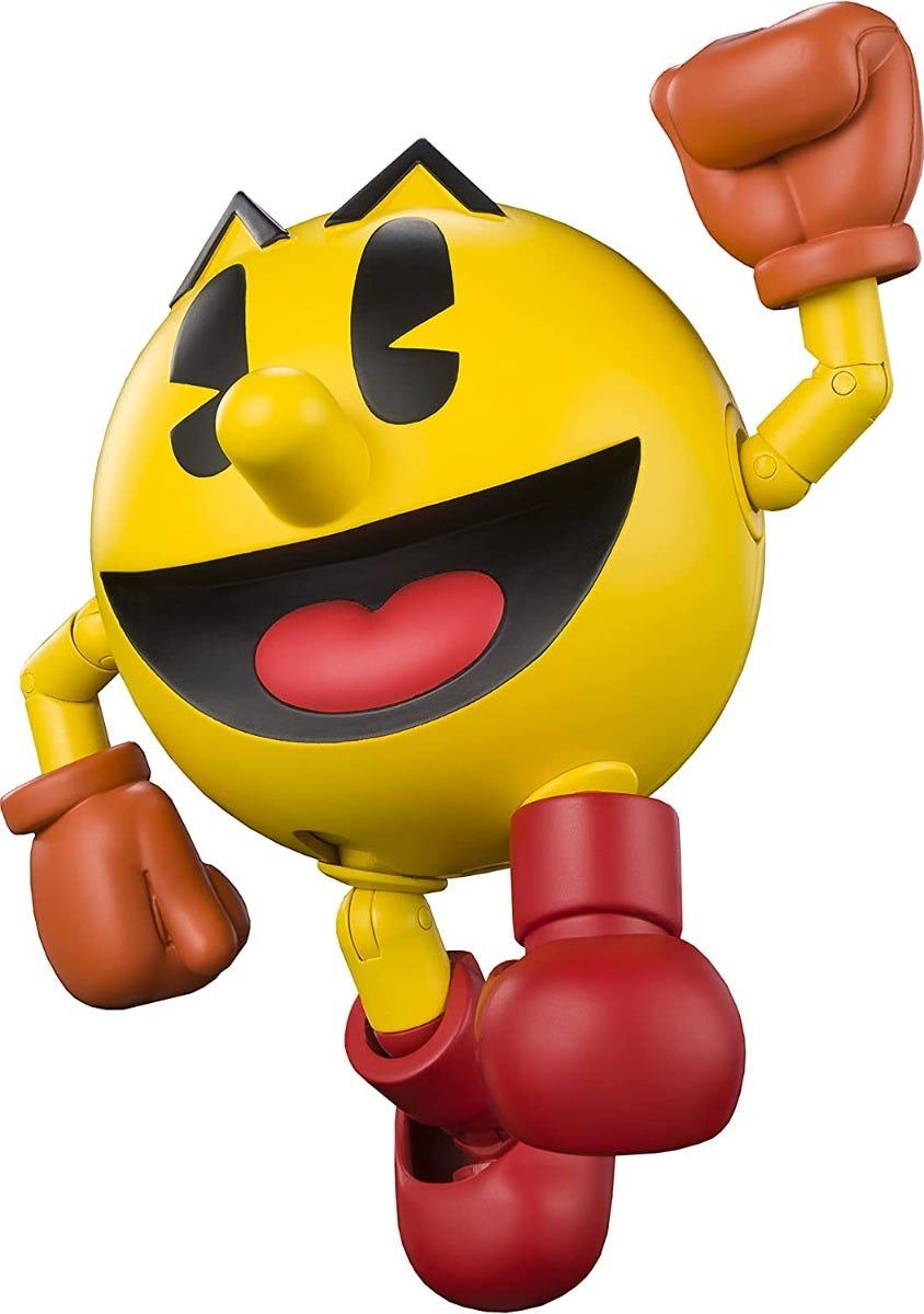 """Bandai Spirits S.H.Figuarts Pac-Man """"Pac-Man"""""""
