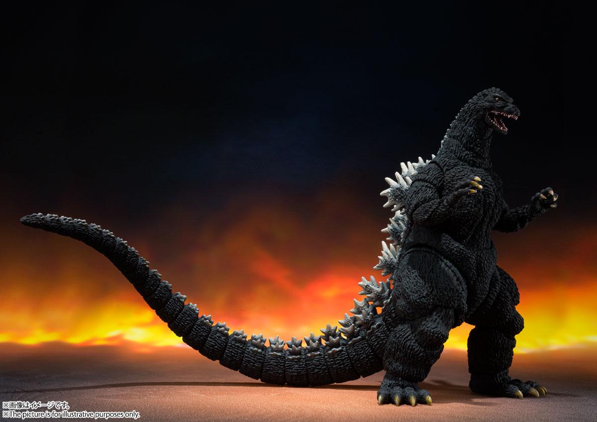 """Bandai Spirits S.H.MonsterArts Godzilla (1989) """"Godzilla vs. Biollante"""""""