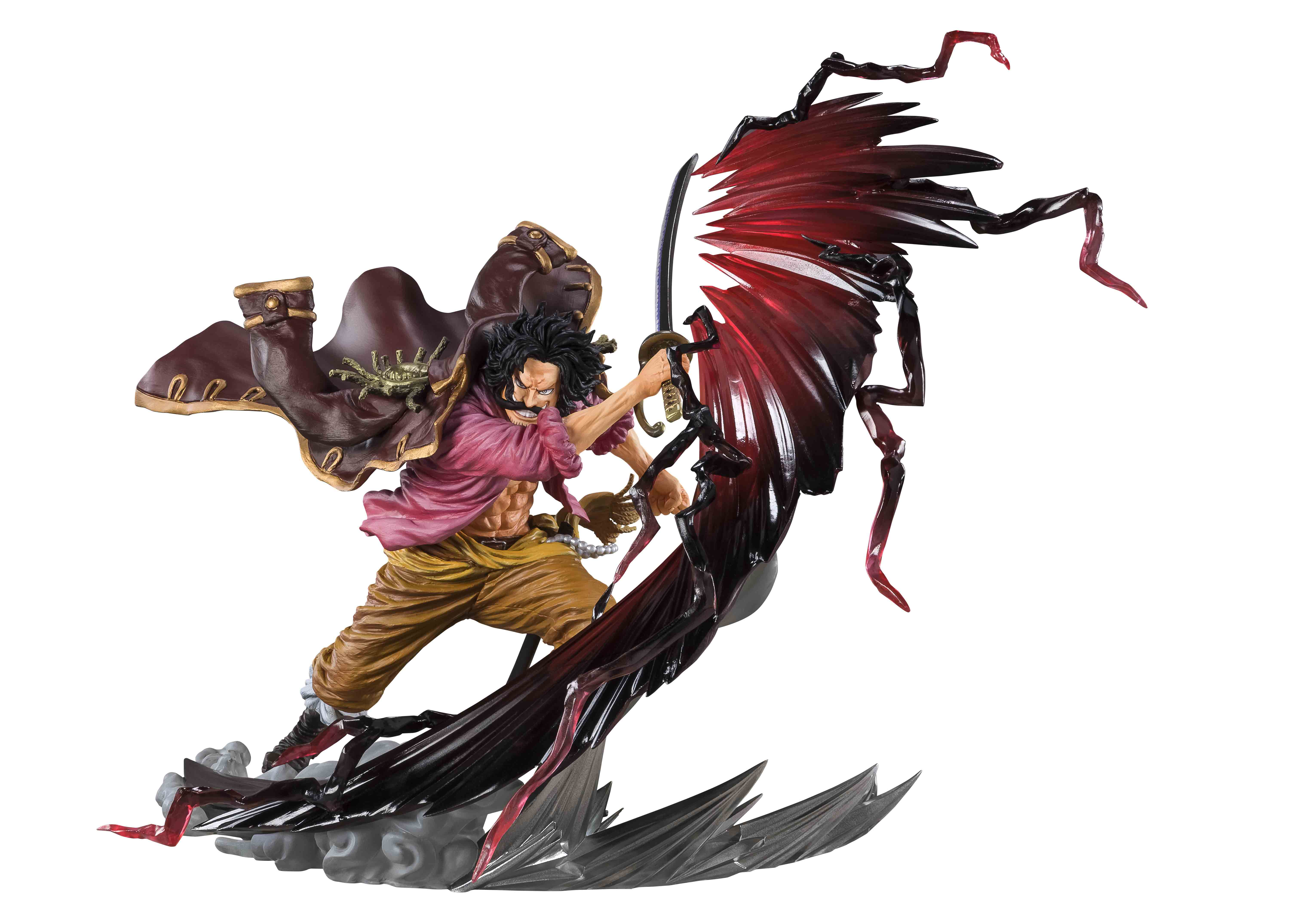 "Bandai Spirits Figuarts Gol.D.Roger-Kamusari- ""One Piece"""