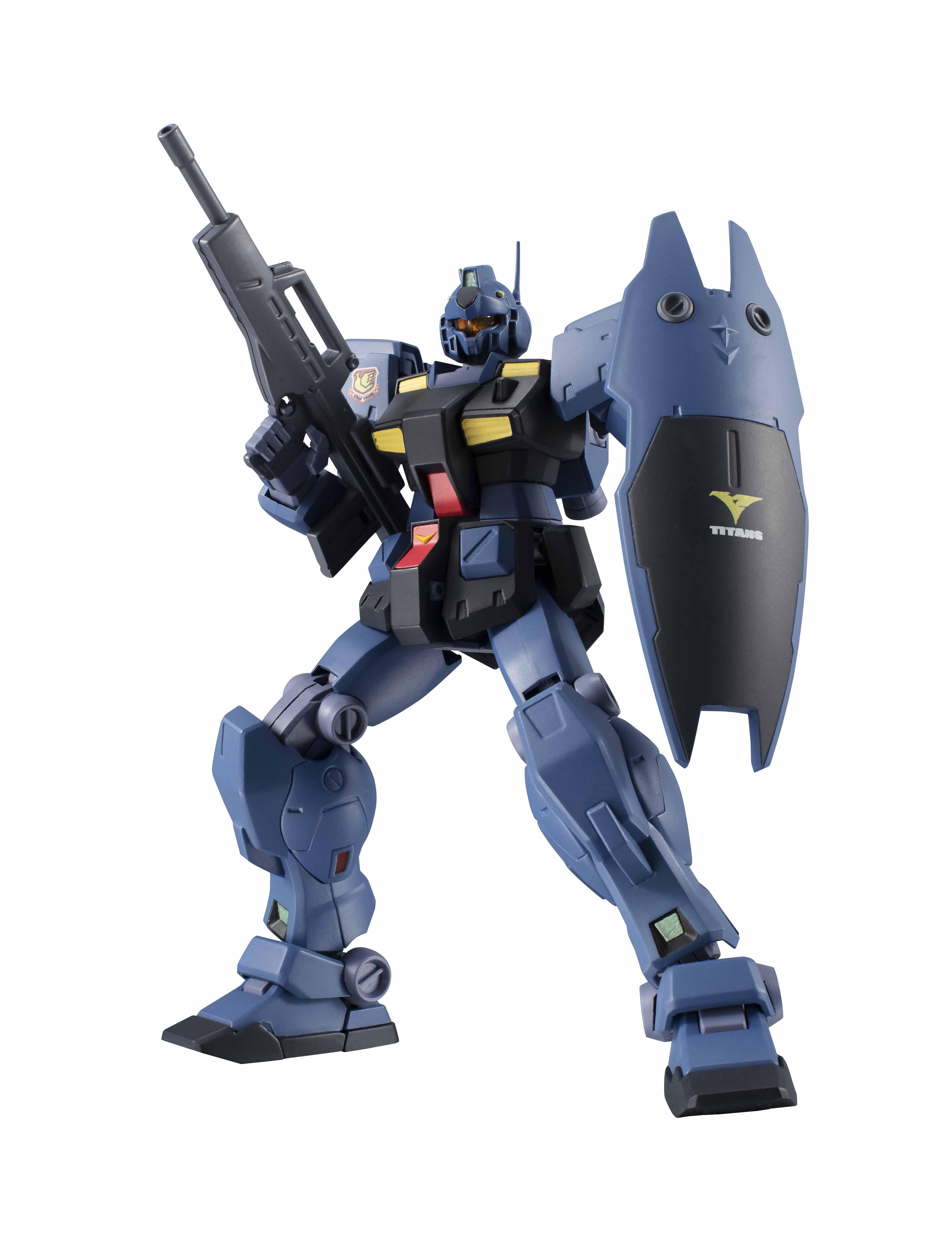 "Bandai Spirits Metal Robot Spirits RGM-79Q GM Quel ver. A.N.I.M.E. ""Mobile Suit Gundam 0083 Stardust Memory"""