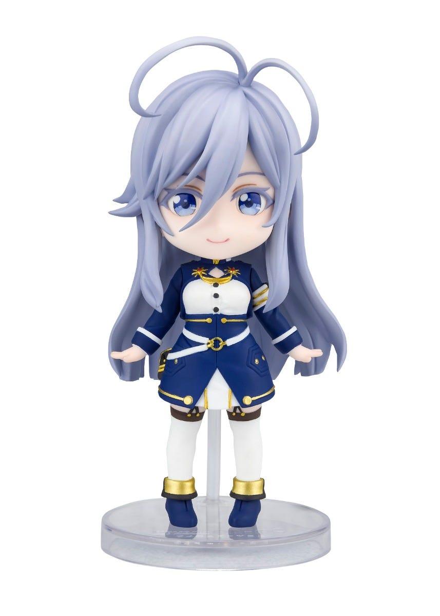 "Bandai Spirits Figuarts Mini Vladilena Milize ""86-Eighty Six-"", Figurines"