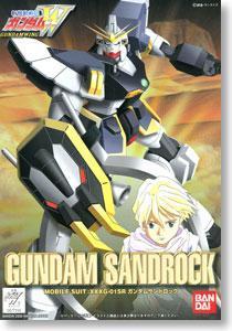 """Bandai WF-05 Gundam Sandrock, """"Gundam Wing"""", Bandai 1/144 Gundam Wing"""