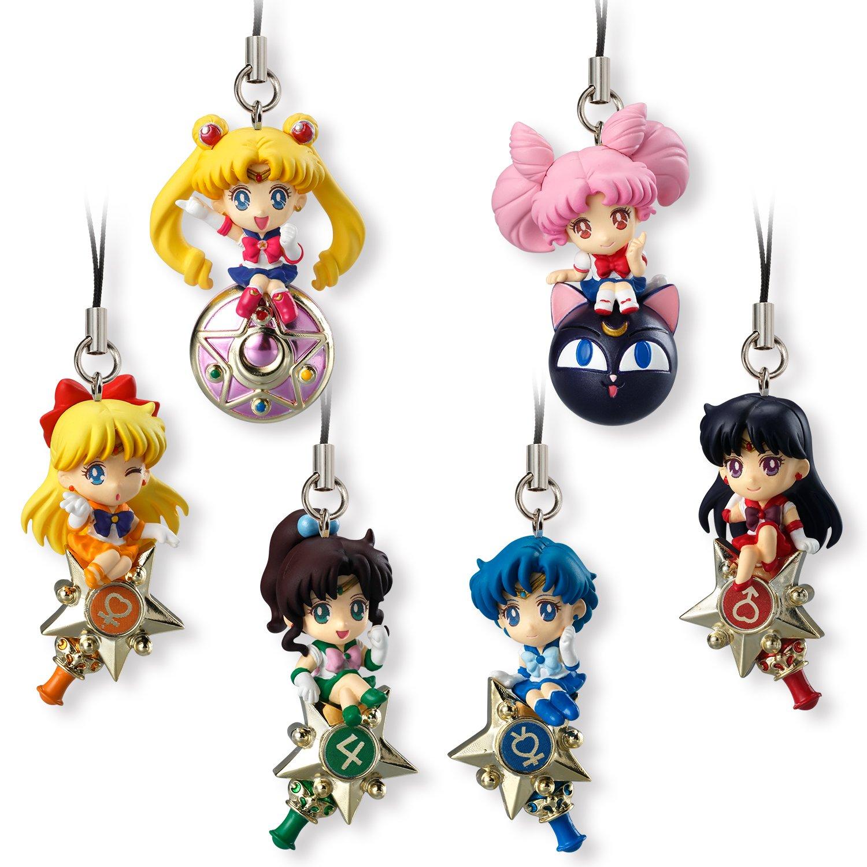"Bandai Assorted Sailor Moon Vol. 1 ""Sailor Moon"", Bandai Twinkle Dolly"