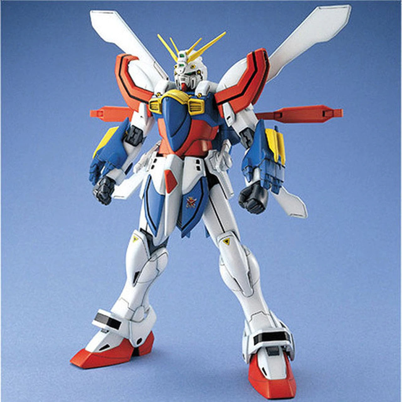 Bandai MG GF13_017NJ2 G Gundam