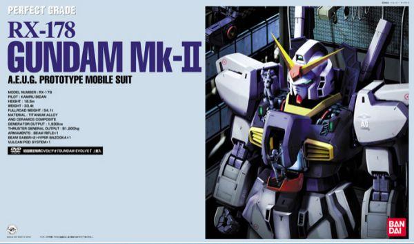 Bandai PG Gundam MK-II A.E.U.G.