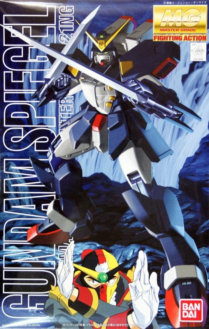 "Bandai Gundam Spiegel ""G Gundam"", Bandai MG"