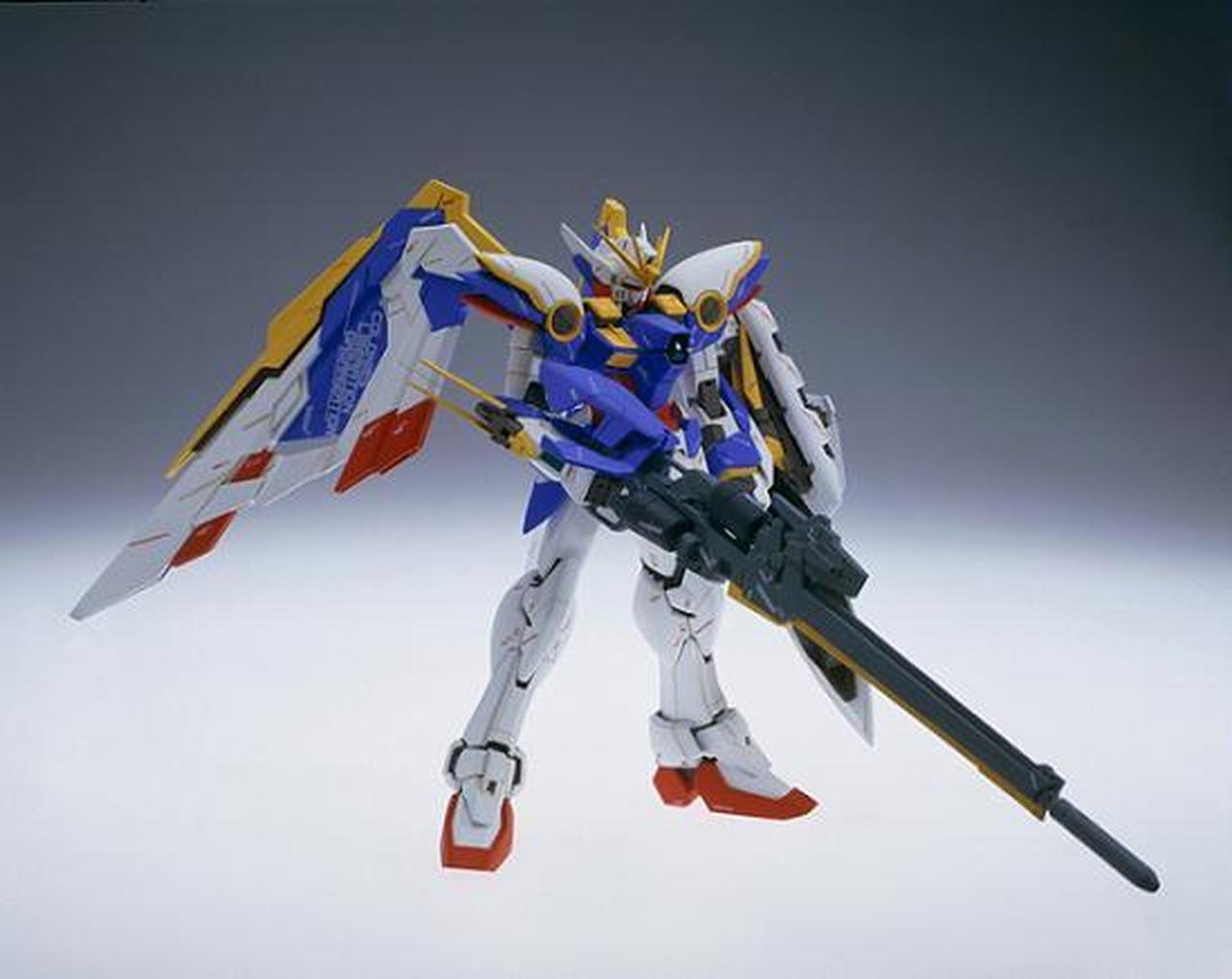 Bandai MG XXXG-01W Wing Gundam Ver. Ka