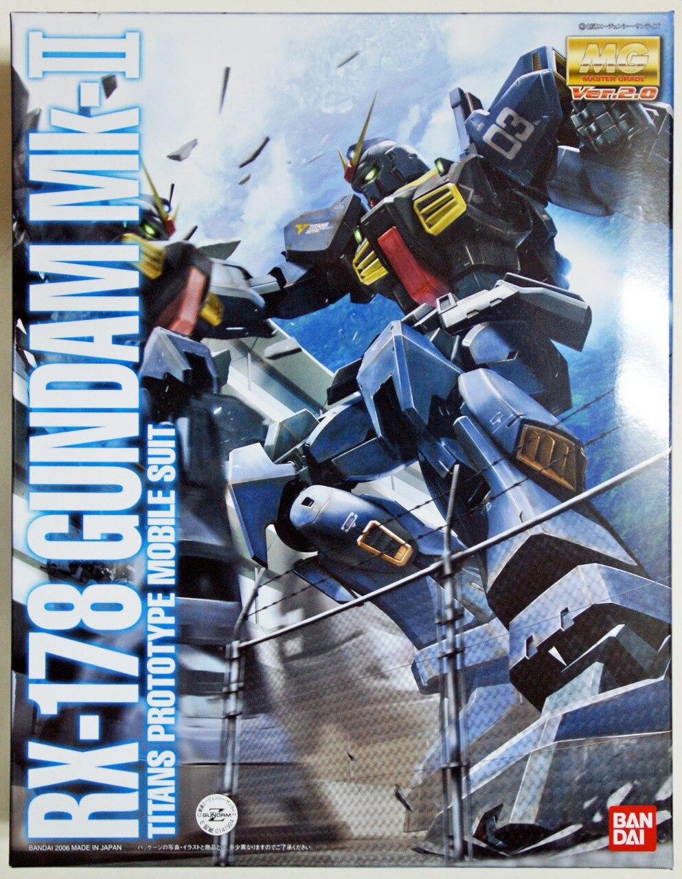 "Bandai Gundam Mk-ll (Titans) ""Z Gundam"", Bandai MG"