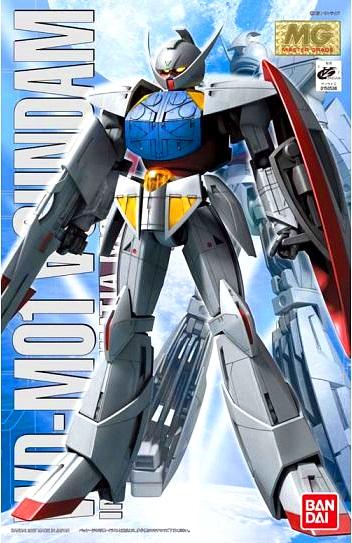 "Bandai Turn A Gundam ""Turn A Gundam"", Bandai MG"