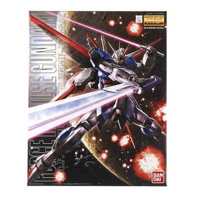 "Bandai Force Impulse Gundam ""Gundam SEED Destiny"", Bandai MG"