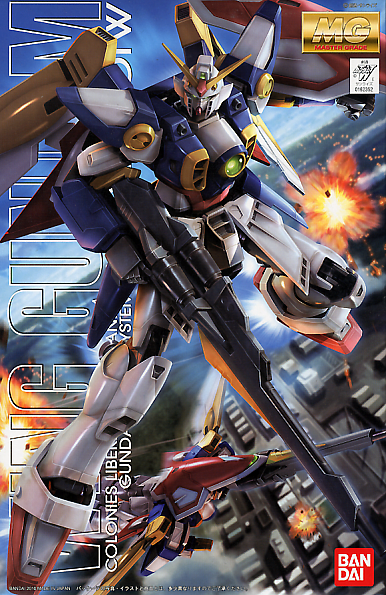 "Bandai Wing Gundam (TV), ""Gundam Wing"", Bandai MG"