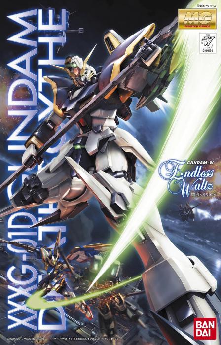 """Bandai Gundam Deathscythe (EW), """"Gundam Wing: Endless Waltz"""", Bandai MG"""