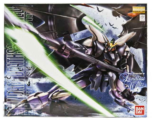 """Bandai Deathscythe Hell (EW), """"Gundam Wing: Endless Waltz"""", Bandai MG"""