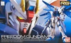 "Bandai #5 Freedom Gundam ""Gundam SEED"", Bandai RG"