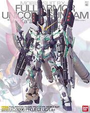 "Bandai Full Armor Unicorn Gundam (Ver.Ka) ""Gundam UC"", Bandai MG"