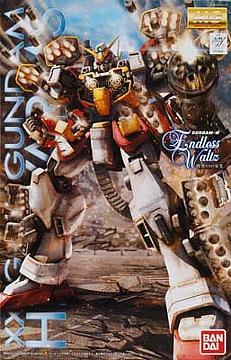 "Bandai Gundam Heavyarms (EW), ""Gundam Wing: Endless Waltz"", Bandai MG"