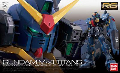 Bandai RG 1/144 #07 RX-178 Gundam MK-II (TITANS)