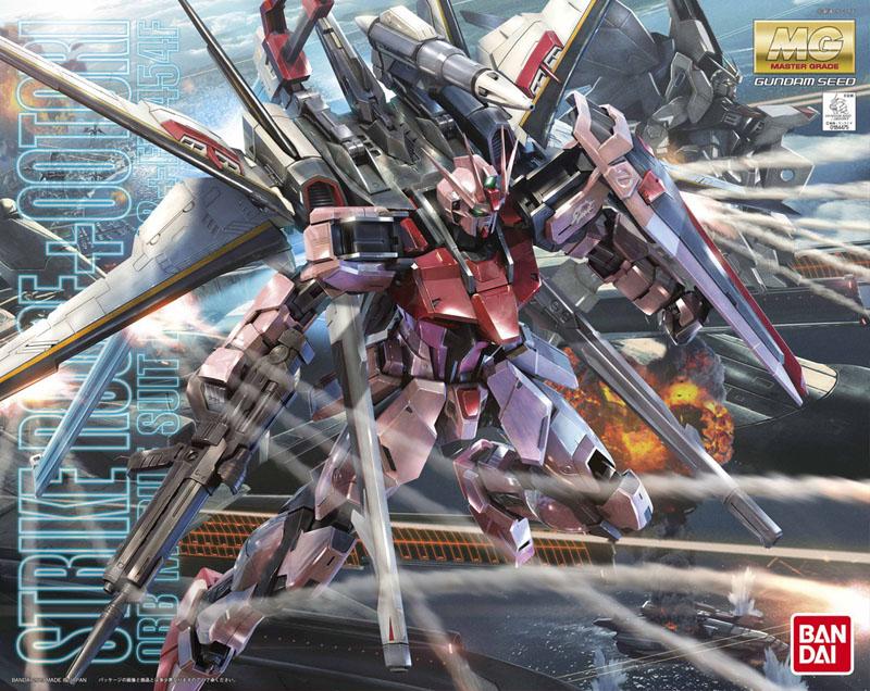 "Bandai Strike Rouge Ootori (Ver. RM) ""Gundam SEED"", Bandai MG"
