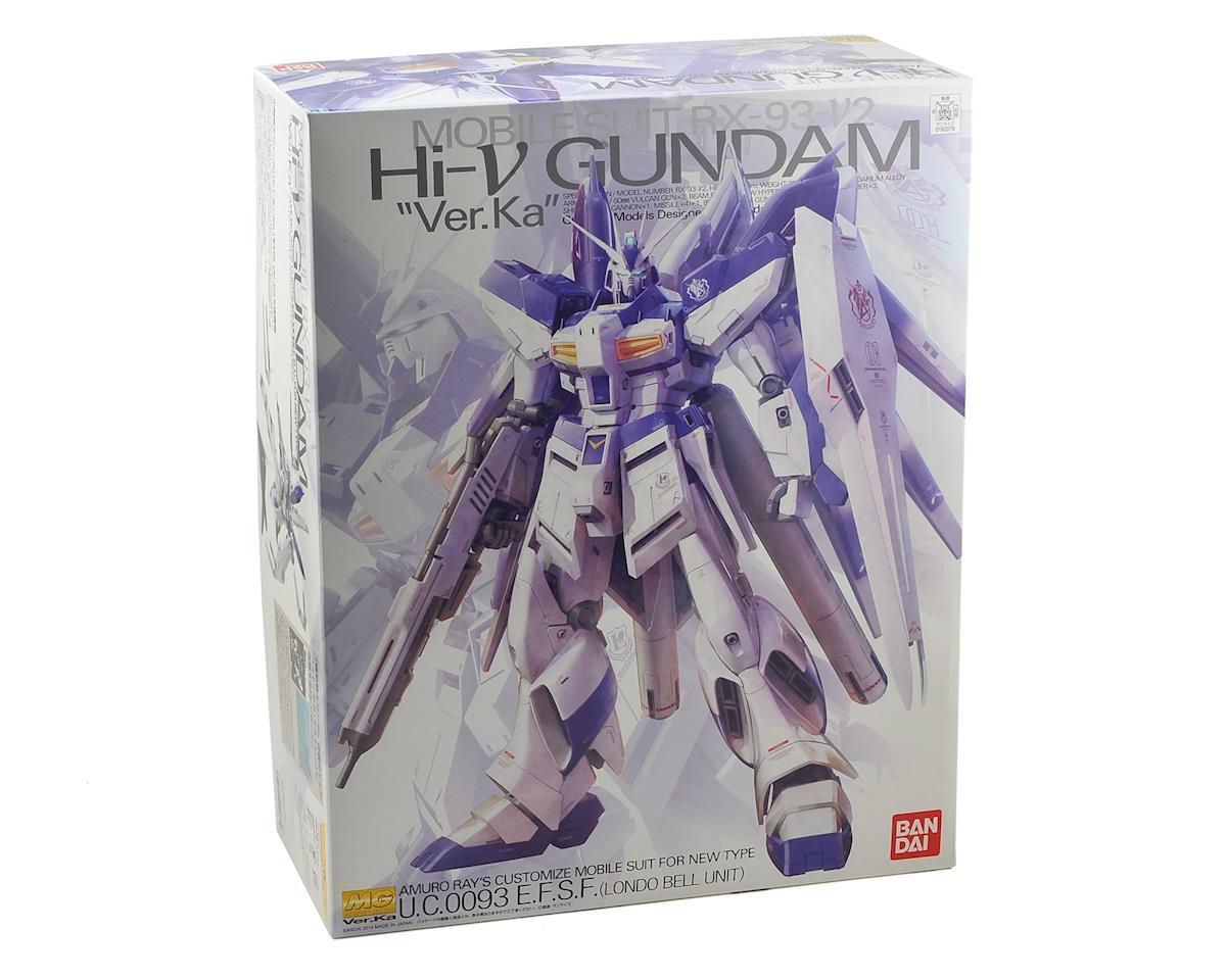 """Bandai Hi-Nu Gundam (Ver. Ka) """"Char's Counterattack"""", Bandai MG"""
