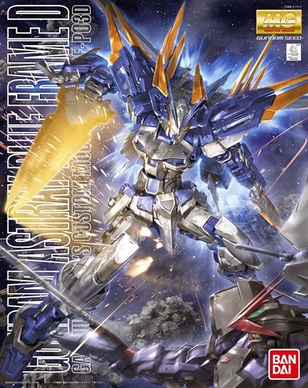"""Bandai Gundam Astray Blue Frame D """"Gundam SEED Astray"""", Bandai MG"""