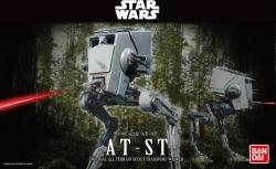 "Bandai AT-ST ""Star Wars"", Bandai Star Wars 1/48 Plastic Model"