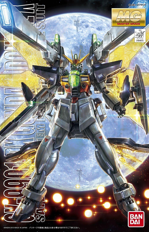 Bandai Gundam Double X, Bandai MG