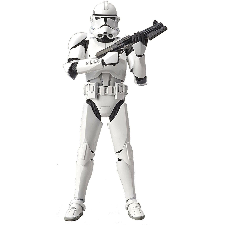 "Bandai Clone Trooper ""Star Wars"", Bandai Star Wars Character Line 1/12"