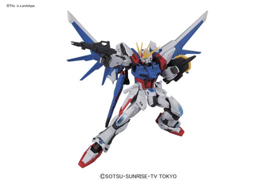 "Bandai #23 Build Strike Gundam Full Package ""Gundam Build Fighters"", Bandai RG 1/144"