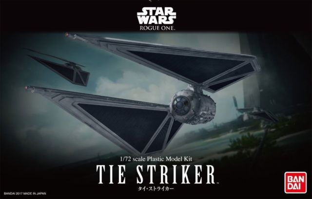 Bandai Star Wars 1/72 TIE Striker