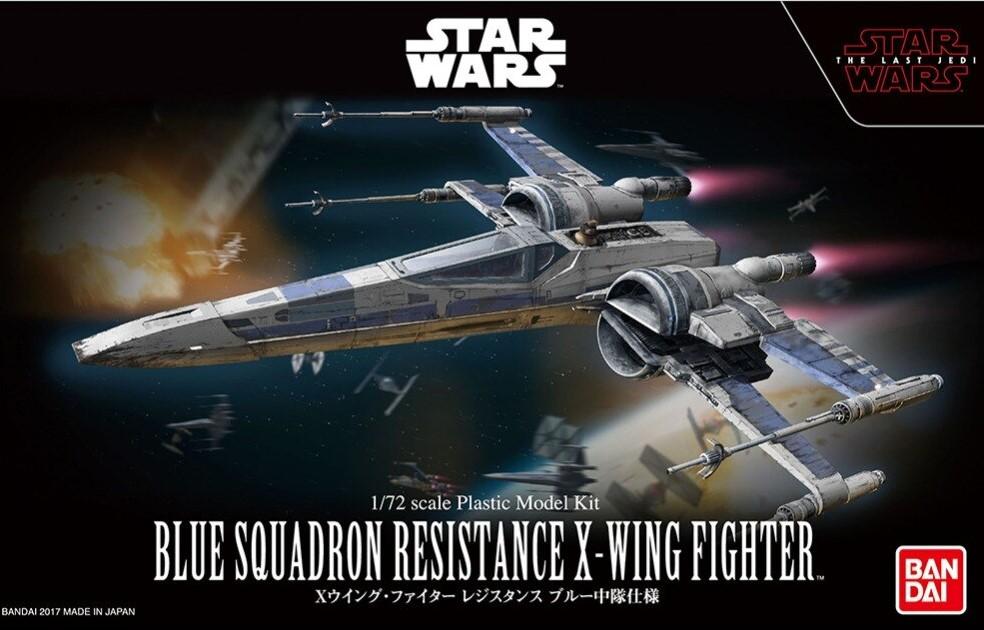 """Bandai 011 Resistance X-Wing """"Star Wars"""", Bandai VM"""