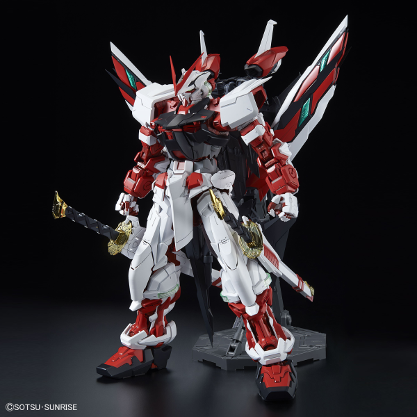 "Bandai Gundam Astray Red Frame Kai ""Gundam Seed Vs Astray"", Bandai PG 1/60"