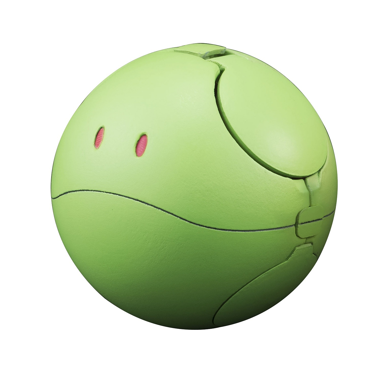 "Bandai #01 Flaro Basic Green ""Mobile Suit Gundam"", Bandai FlaroPla"