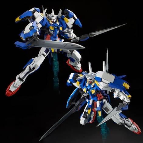 "Bandai Gundam Avalanche Exia ""Mobile Suit Gundam 00V: Battlefield Record"", Bandai MG 1/100"