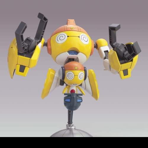 "Bandai Master Sergeant Kururu ""Keroro"", Bandai Keroro Plamo Collection"