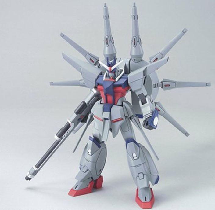 "Bandai HG 1/144 #35 Legend Gundam ""Gundam SEED Destiny"""