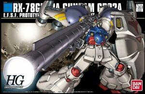 "Bandai HGUC 1/144 #66 RX-78GP02A Gundam GP02 Physalis ""Gundam 0083"""
