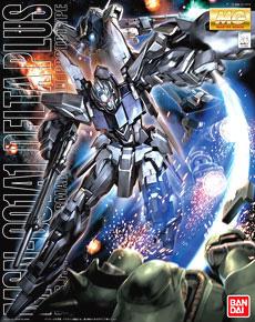"Bandai MG 1/100 Delta Plus ""Gundam UC"""