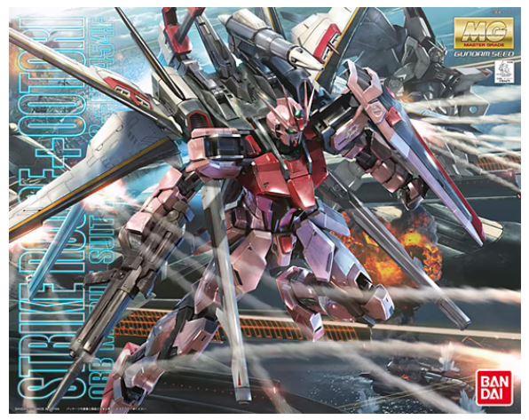 "Bandai MG 1/100 Strike Rouge Ootori (Ver. RM) ""Gundam SEED"""