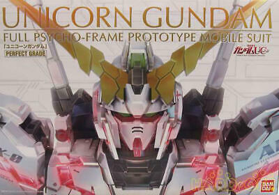 """Bandai PG 1/60 Unicorn Gundam """"Gundam UC"""""""