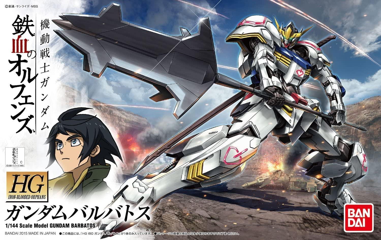 """Bandai HG #01 1/144 Gundam Barbatos """"Gundam IBO"""""""