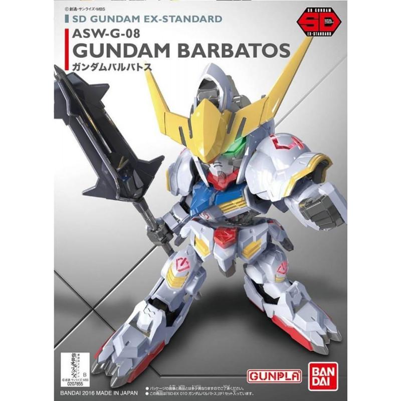 """Bandai SD EX-Standard 010 Gundam Barbatos """"Gundam IBO"""""""