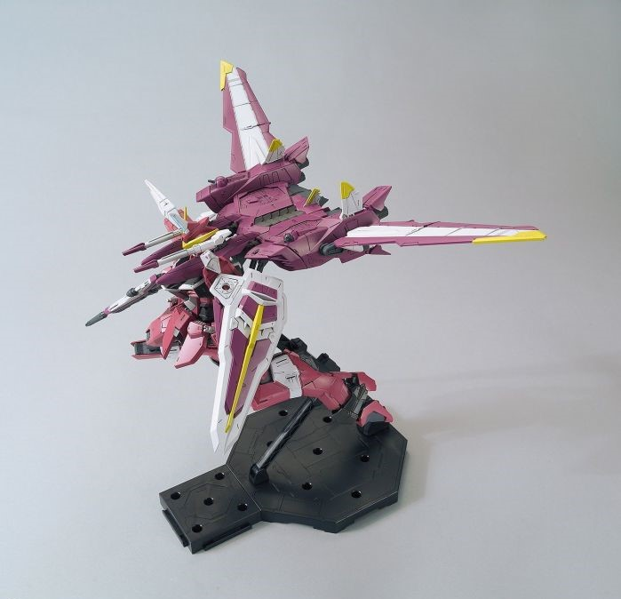 "Bandai MG Justice Gundam ""Gundam SEED"""