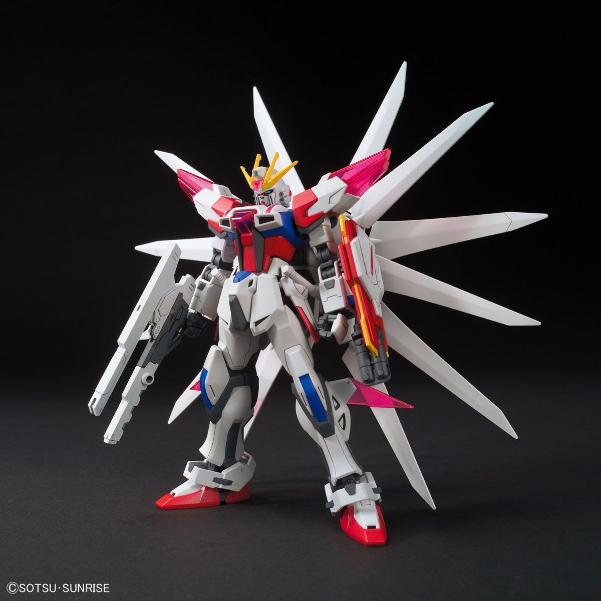"Bandai HGBF #66 1/144 Build Strike Galaxy Cosmos ""Gundam Build Fighters"""