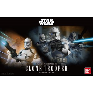 "Bandai Star Wars Character Line 1/12 Clone Trooper ""Star Wars"""