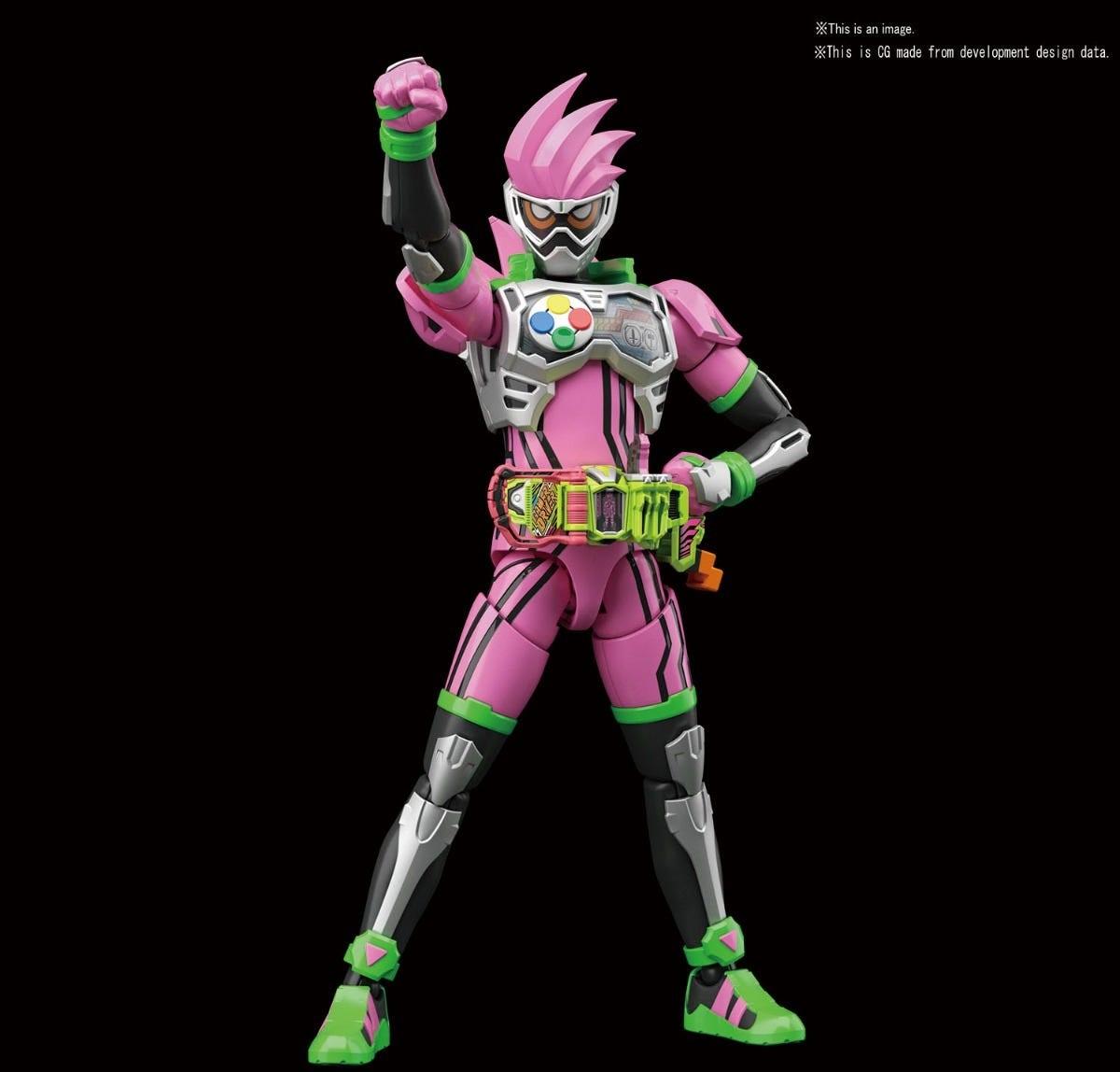Bandai Spirits Figure-Rise Standard Kamen Rider Ex-Aid Action Gamer Level 2
