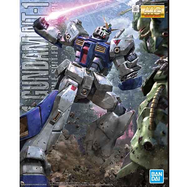 "Bandai MG 1/100 Gundam NT-1 (Ver 2.0) ""Gundam 0080"""