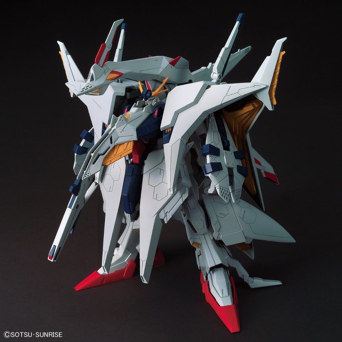 "Bandai #229 Penelope ""Gundam Hathaway Flash"", Bandai Spirits HGUC 1/ 144"