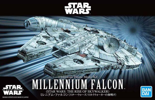 "Bandai Spirits 1/144 Millennium Falcon (Rise of Skywalker Ver) ""Star Wars"""