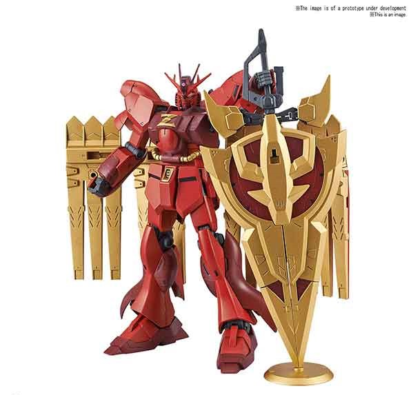 "Bandai Spirits HGBD:R #05 1/144 Nu-Zeon Gundam ""Gundam Build Divers RE: Rise"""
