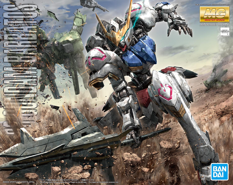 "Bandai Spirits MG 1/100 Gundam Barbatos ""Gundam IBO"""